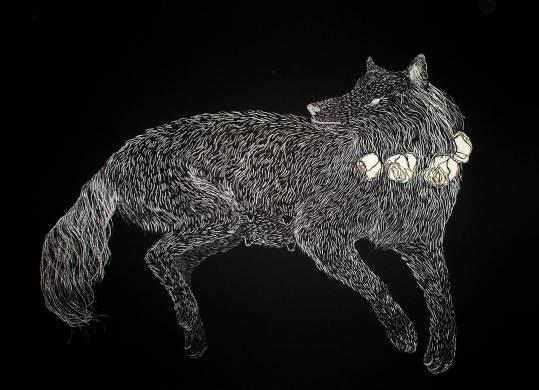 Bridesmaid Doggy