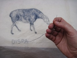 Disparaître (detail)